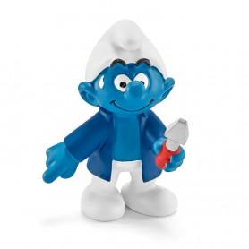 Schleich 20768 Caretaker Smurf