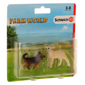 Schleich 87391 Farm Life 2 Pack 2