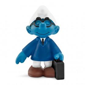 Schleich 20774 Salesman Smurf