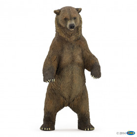 Papo 50153 Grizzly