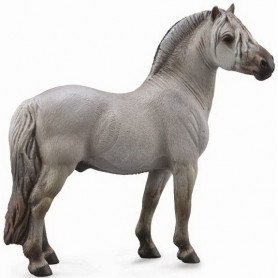 Collecta 88632 Fjord Stallion Grey