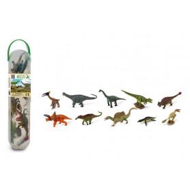 Collecta 89102 Set van 10 Dinosaurussen mini`s