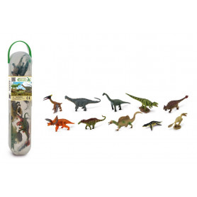 Collecta 89102 Set von 10 Dinosaures