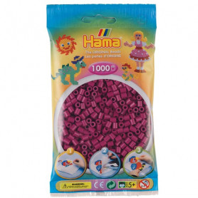 Hama strijkkralen 82 Pruim