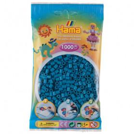 Hama strijkkralen 83 Petrol Blauw