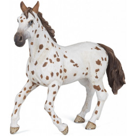 Papo 51509 Appaloosa Mare (brown)