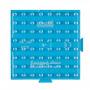 Hama maxi strijkkralen grondplaat vierkant klein