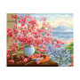 Sakura Bouquet - Paint by Numbers - 40 x 50 cm