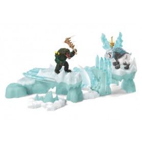 Schleich 42497 Attack on Ice Fortress