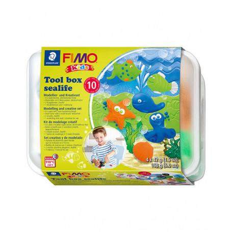 Fimo Kids Toolbox Sealife