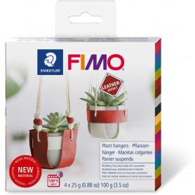 Fimo Leather DIY Plant hangers Kit