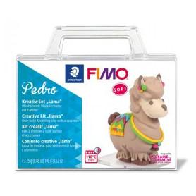Fimo Soft Set - Lama Pedro