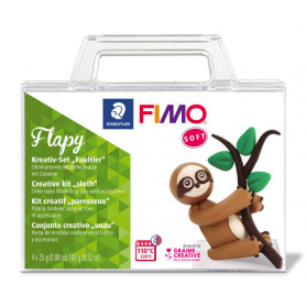 Fimo Soft Set - Luiaard Flapy