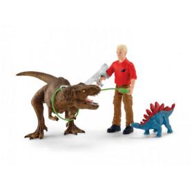 Schleich 41465 Tyrannosaurus Rex Aanval