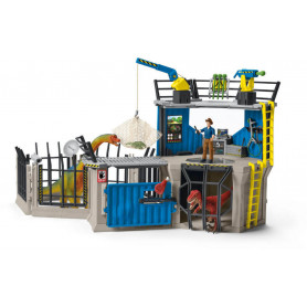 Schleich 41462 Large dino research station