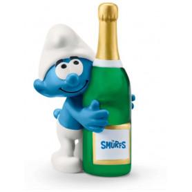 Schleich 20821 Schtroumpf avec bouteille