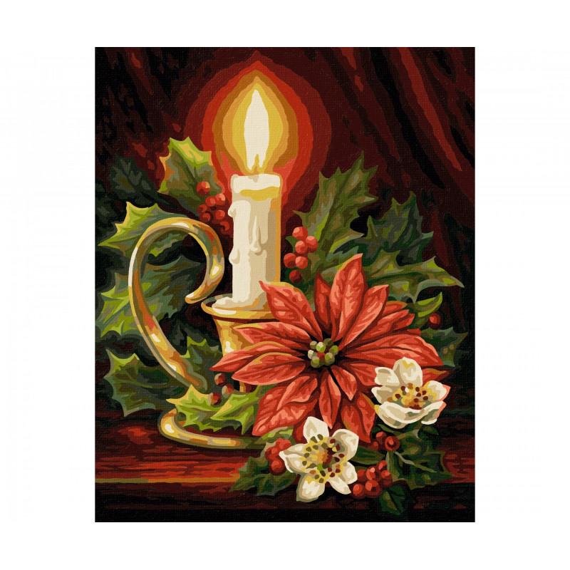 Kerstmis - Schipper 24 x 30 cm
