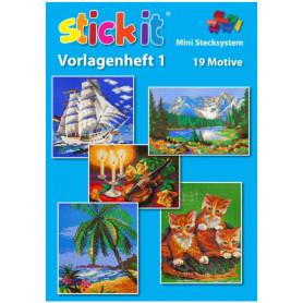 Stick It voorbeeldboek XXL - Nummer 1 (19 voorbeelden)