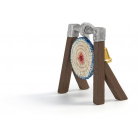 Schleich 42153 Target