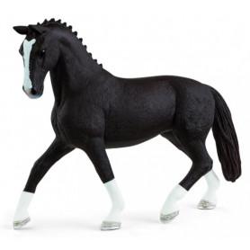 Schleich 13927 Hanoverian mare, black