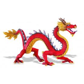 Safari 10135 Horned Chinese Dragon