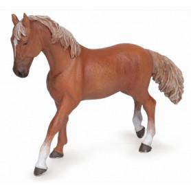 Papo 51533 Alezan English thoroughbred mare