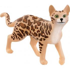 Schleich 13918 Bengal Katze
