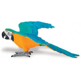 Safari 264029 Gold & Blue Macaw