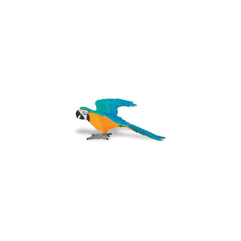 Safari 264029 Blauw gele ara