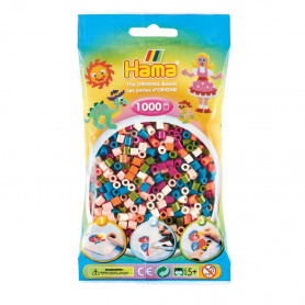Hama Beads 58 Color Mix