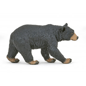 Papo 50271 Amerikanischer Schwarzbär