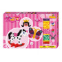 Hama Maxi Giant gift box - Girls (Pink)