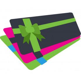Gift Card € 50,-