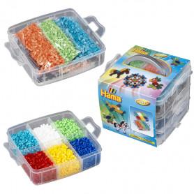 Hama Kleine Aufbewahrungsbox 6000 Perlen
