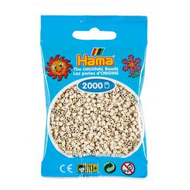 Hama mini beads color 77 cloudy white