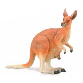 Collecta 88921 Rode Kangaroe