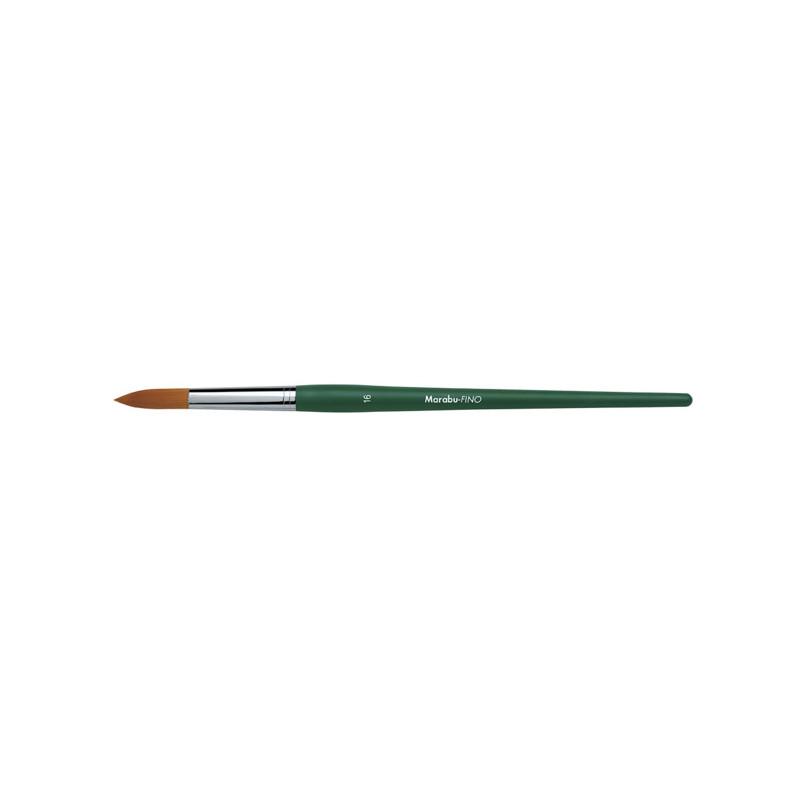 Marabu Fino penseel rond syntetisch nr. 16