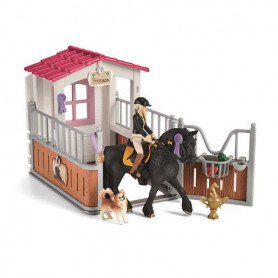Schleich 42437 Horse Box with Horse Club Tori & Princess