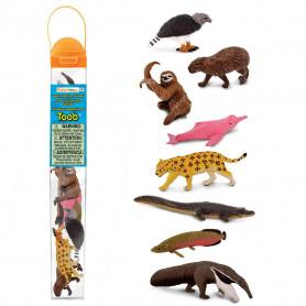 Safari 100684 Mini Zuid-Amerikaanse Dieren