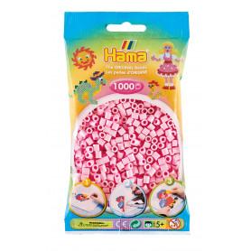 Hama strijkkralen 95 Pastel Roze