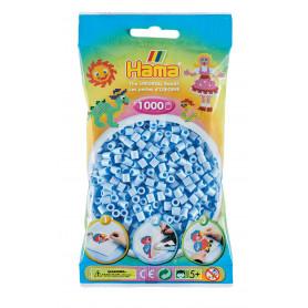 Hama strijkkralen 97 Pastel Ijsblauw