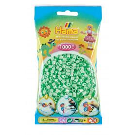 Hama strijkkralen 98 Pastel Mint