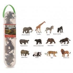 CollectA  A1105 Box of Mini Wild Animals