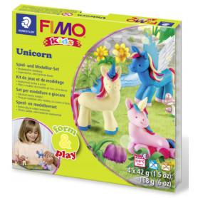 Fimo Kids startset Eenhoorn