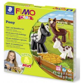 Fimo Kids startset Pony