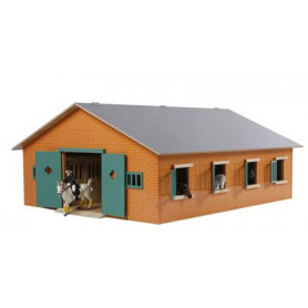 x Large horse stable 1:24