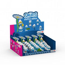 Schleich Smurfs Display 2021 (set, 30 pieces)