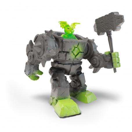 Schleich 42547 Eldrador Mini Creatures Steen Robot