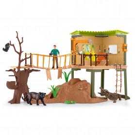 Schleich 42507 Wild Life Abenteuerstation