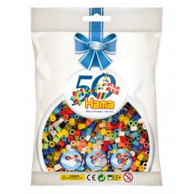 Hama Midi beads 7104 - Hama 50 Years set 2 (2000 beads)